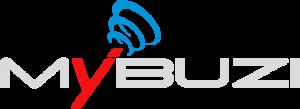 Logo MYBUZI - Grigio