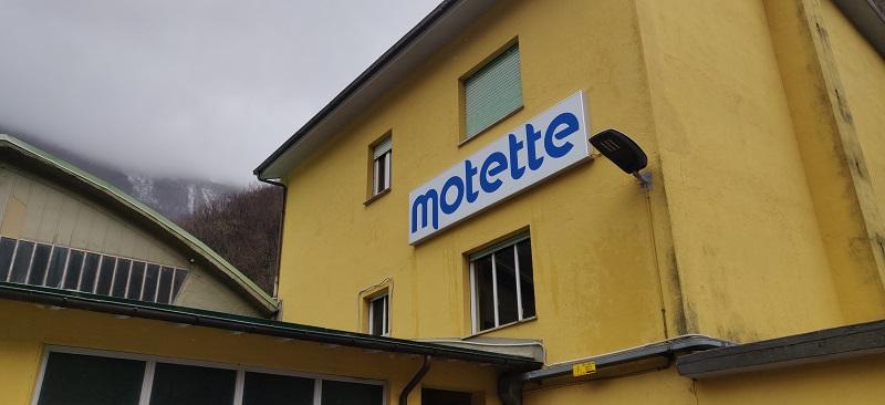 Connettività - Motette SRL - Clienti - MyBuzi