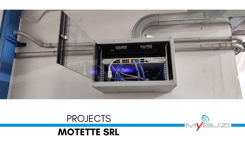 Risoluzione problemi connettività Motette SRL